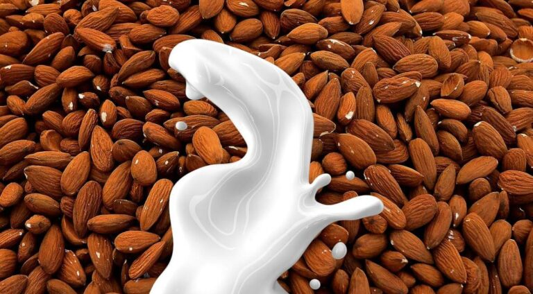 Tried making your own almond milk yet?
